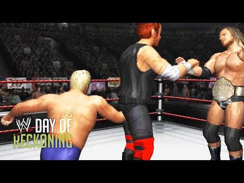 WWE Day of Reckoning Story Mode Ep 5 | RIC TO THE D*CK