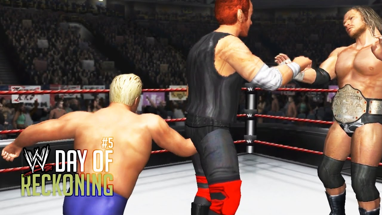 Repeat WWE Day of Reckoning Story Mode Ep 5 | RIC TO THE D