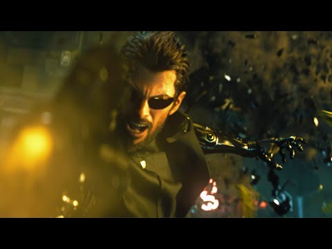 Deus Ex Mankind Divided 34 Minutes of Gameplay All Trailers/Gameplay Compilation 1080p