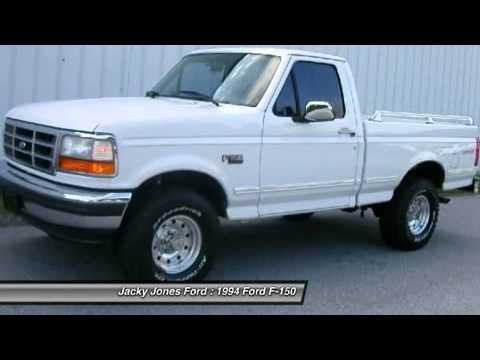 Jacky Jones Ford Cleveland Ga >> 1994 Ford F 150 Cleveland Ga Consrd