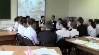 Урок биологии, 10 класс, Бабушкина_А.С., 2012