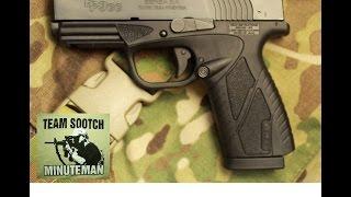 Bersa BP9cc Pistol Review