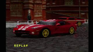 Test Drive 5 DEMO - Gameplay
