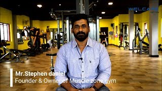 Muscle Zone & Royal Fitness Club