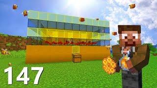 Automatyczna Farma Pszczół! - SnapCraft IV - [147] (Minecraft 1.15 Survival)