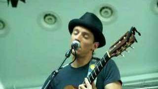 Jason Mraz - Beautiful Mess - Royal Opera House, London
