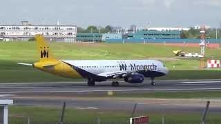 Birmingham BHX Airport - 13 May 2015 - 1080p