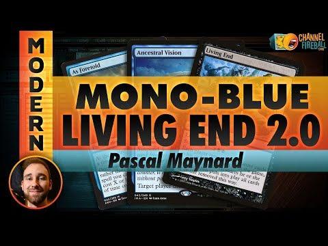 Channel PMayne  Modern MonoBlue Living End Deck Tech & Matches
