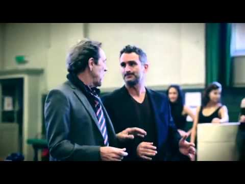 Behind the Scenes Dirty Rotten Scoundrels   Press Day and Rehearsals