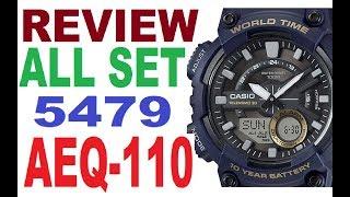 Review Casio AEQ-110W manual 5479