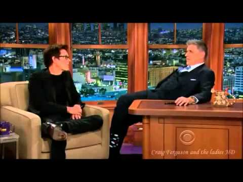 Kevin Bacon interview HD 17th April 2014