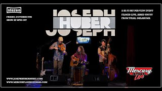 "Joseph Huber at Mercury Lounge Live ""After You"""