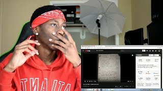 DONT DO IT DAWG!!...NBA YOUNGBOY DRAWING SYMBOLS REACTION VIDEO