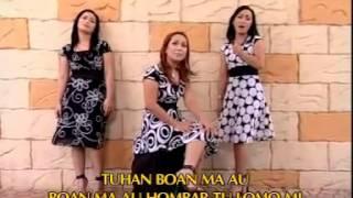 Lagu Rohani Batak / The Heart - Palua Ahu Tuhan