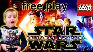 Lego Star Wars: Пробуждение Силы - режим свободной игры - блог Ильи