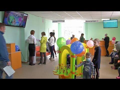 Детская поликлиника начала работу в проекте «Бережливой поликлиники»