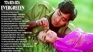 Old Hindi songs Unforgettable Golden Hits_Ever Romantic Songs /Alka Yagnik•Kumar Sanu•Udit Narayan