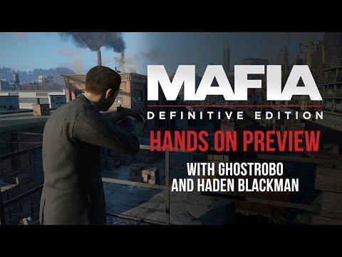 Сравнение Mafia: Definitive Edition с оригинальной игрой, новый геймплей