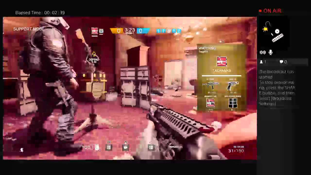 TOM Clancy LIVE STREAMING - YouTube