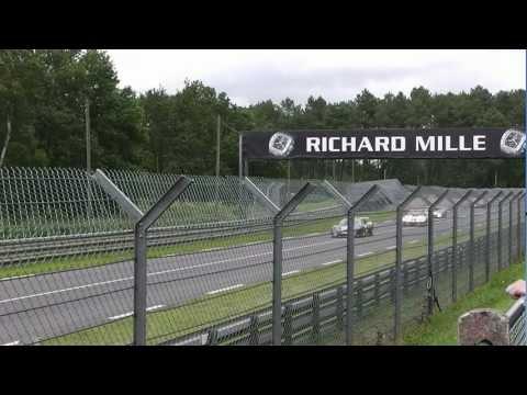 Le Mans Classic 2012 - Arnage - Grid 6 race (sunday)