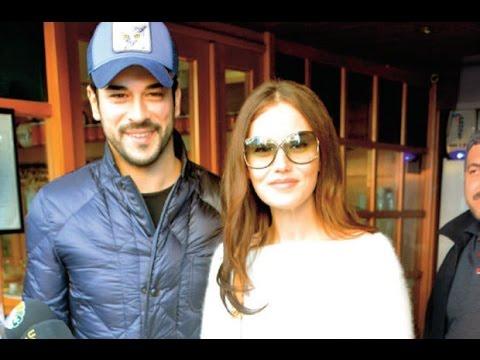 Турецкие актеры – Планируемые свадьбы 2016 - Бурак Озчивит - Неслихан Атагюль