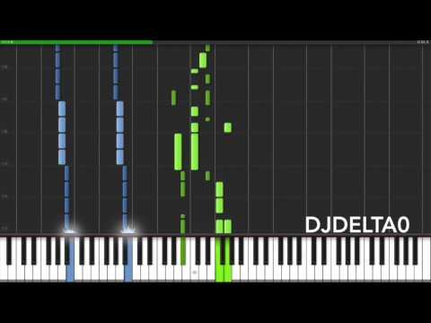 Parov Stelar Booty Swing Synthesia Piano Doovi