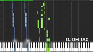 Swing! Tavi Swing! [Accompaniment] - Piano Transcription by DJDelta0
