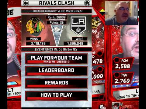 NHL Supercard #3 - Rivals Clash is a Great Way to Get Cards!!! - 동영상