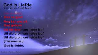 God Is Liefde - ProTrax Karaoke Demo