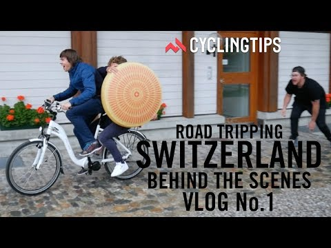 Road tripping Switzerland: Behind the scenes vlog no.1