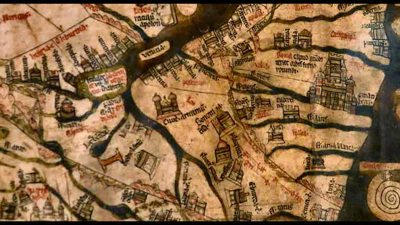 Mappa Mundi Magna Carta at Hereford Cathedral YouTube
