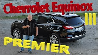 """Шевроле Эквинокс/Chevrolet Equinox 3 Premier AWD """"Подробный Обзор, ТЕСТ-Драйв..."""