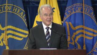 "Gambar cover ""Reimagine HHS"" – Speech by Secretary Tom Price, M.D."