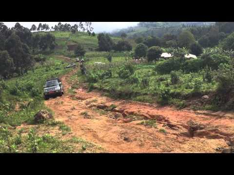 Offroad Adventures in Cameroon