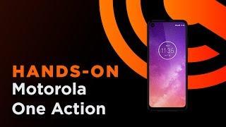 Motorola One Action: Hands-On em português