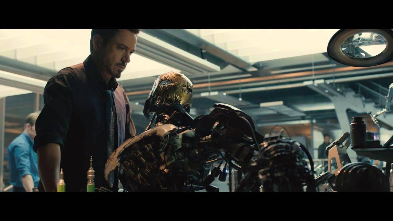 Загадки нового трейлера фильма «Мстители: Эра