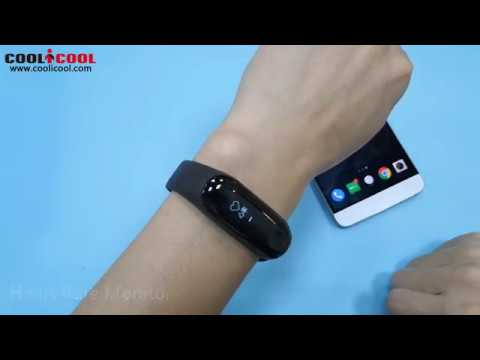Original XIAOMI MI Band 3 Smart Wristband