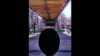 Mid/Side Recording under Paris Metro