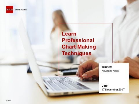 Learn Professional Chart Making Techniques