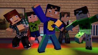 Minecraft: FESTA DOS YOUTUBERS! (Build Battle)