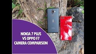 Nokia 7 Plus vs Oppo F7 Camera Comparison