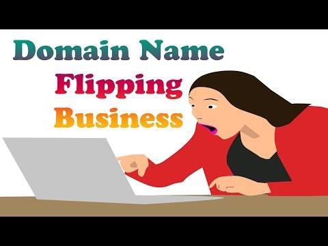 Buying and Selling Domain Names For Profit | Domain Name Flipping Business - With Full Explanation