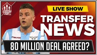 Man Utd Agree 80 Million Transfer For Milinkovic-Savic?