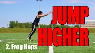 Top 3 Exercises for Higher Jumps   Increase Your Vertical