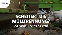 Scheitert Rheinland-Pfalz beim Mülltrennen? | SWR Zur Sache! Rheinland-Pfalz