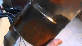 Сварка облицовочного шва под просвет подробно(В продолжении сварки труб на просвет я в подробностях расскажу как варить облицовочный шов на прсвет., 2015-03-07T05:40:19.000Z)