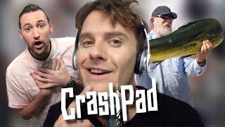 EPIC SELFIE FAIL!!! w/ Alx James - CrashPad