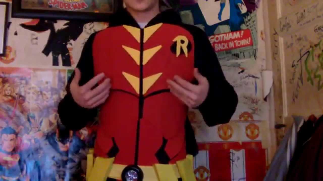 How to make Batman u0026 Robin Arkham Origins based Armour Plated Costume & How to make Batman u0026 Robin Arkham Origins based Armour Plated ...