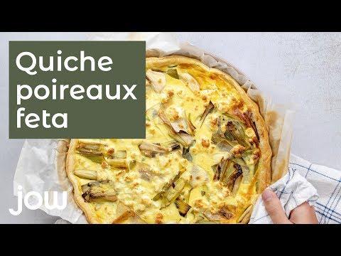 recette-quiche-poireaux-feta