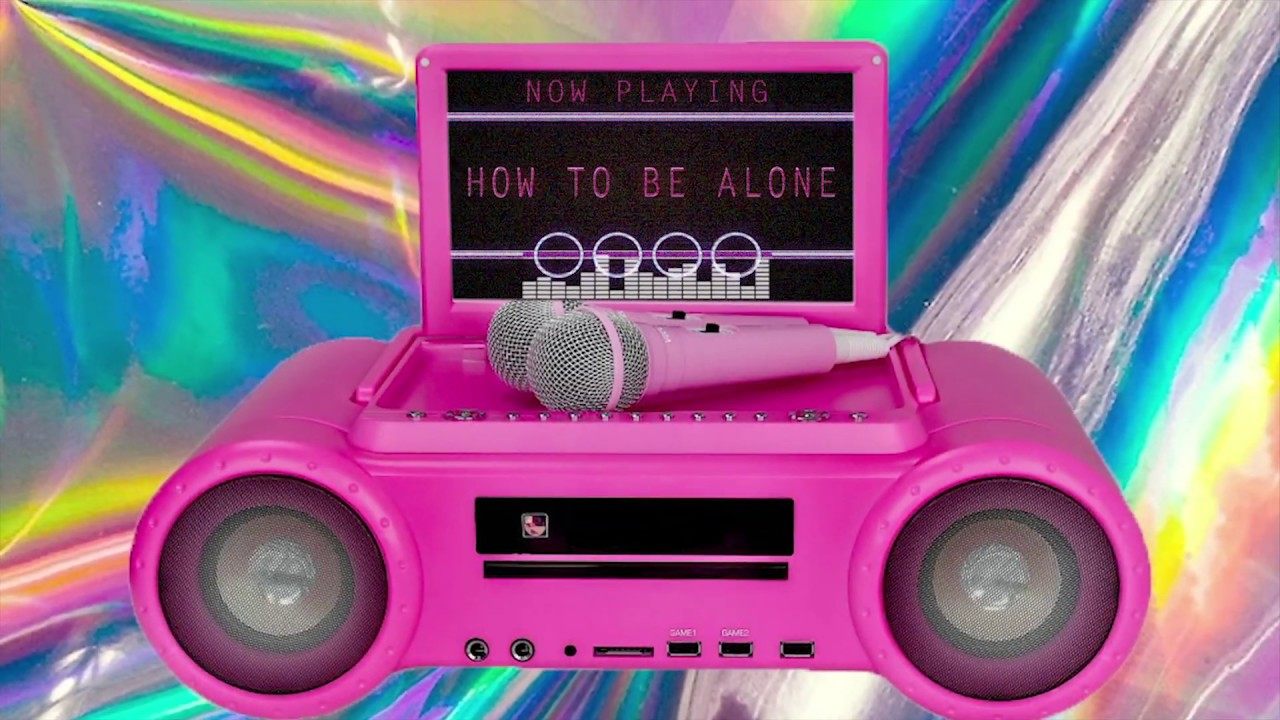 How to be alone video